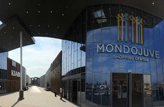 Mondojuve Shopping Center